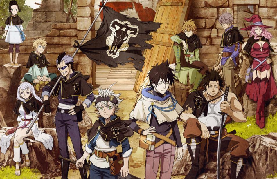 10 Amazing Anime Like Black Clover to Watch!