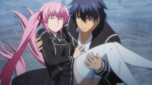 Top 20 Amazing Harem Anime With Op Mc Page 3 Of 5 Bakabuzz