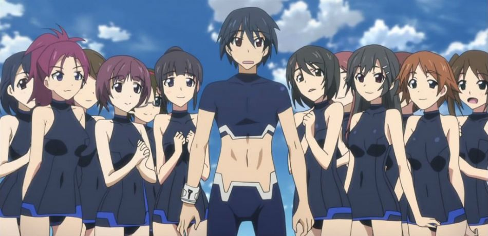 Top 20 Amazing Harem Anime With Op Mc Page 2 Of 5 Bakabuzz