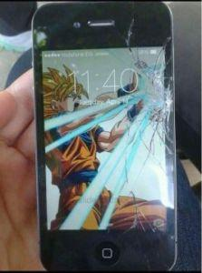 10 Awesome Anime Cracked Phones Screen Wallpaper Bakabuzz